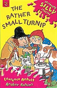 The Rather Small Turnip (Book & CD)
