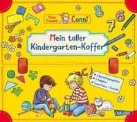 Conni Gelbe Reihe: Mein toller Kindergarten-Koffer (Buch-Set fuer den Kindergarten)