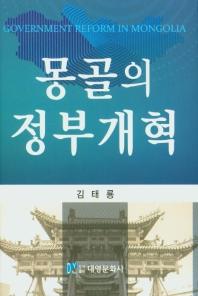 몽골의 정부개혁