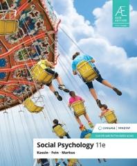 Social Psychology (Asia Edition)