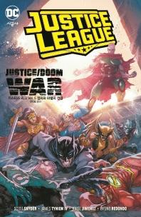 저스티스 리그 Vol. 5: 정의와 파멸의 전쟁(완결)