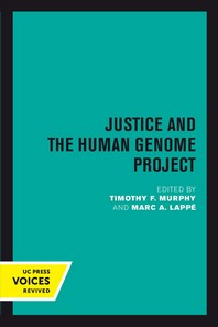 Justice and the Human Genome Project