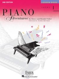 Piano Adventures, Level 1, Lesson Book