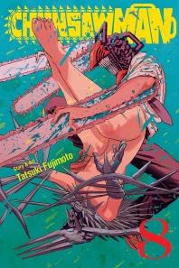 Chainsaw Man, Vol. 8, 8