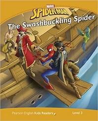Marvel Spider-Man: The Swashbuckling Spider