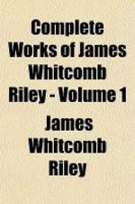 Complete Works of James Whitcomb Riley - Volume 1