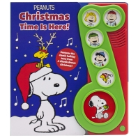 Peanuts - Christmas Time Is Here