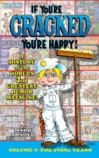 If You're Cracked, You're Happy (hardback)