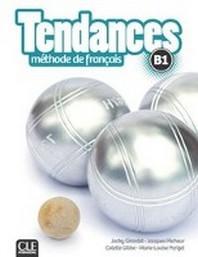 Tendances B1. Livre de l'eleve + DVD-ROM