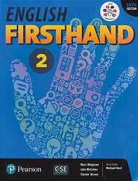 English Firsthand SB Level 2 (W/MyobileWorld)