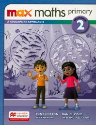 Max Maths Primary. 2(Workbook)