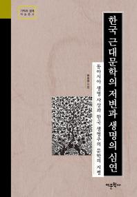 한국 근대문학의 저변과 생명의 심연