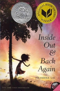 Inside Out and Back Again (2012 Newbery Honor Book)