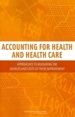 Accounting for Health and Health Care