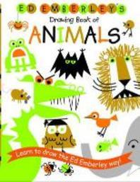 Ed Emberley's Drawing Book of Animals