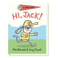 Very 얼리챕터북 Jack Book .1: Hi, Jack!