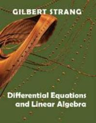 Differential Equations and Linear Algebra(양장본 HardCover)
