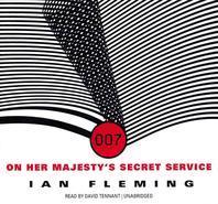 On Her Majesty's Secret Service Lib/E