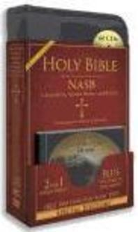 Special Edition Audio Bible-NASB [With Free DVD]