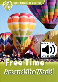 Free Time Around the World (with MP3)