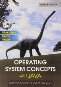 Operating System Concepts with Java, 8/E