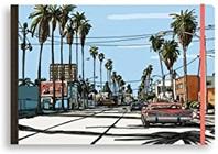 Travel Book Los Angeles