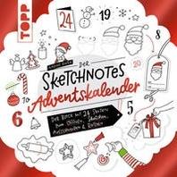 Der Sketchnotes Adventskalender