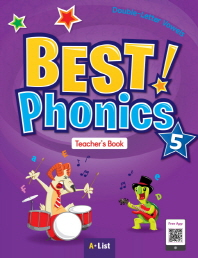 Best Phonics. 5: Double-Letter Vowels(Teacher's Book)