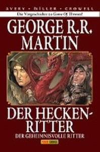 George R. R. Martin: Der geheimnisvolle Ritter Graphic Novel (Collectors Edition)