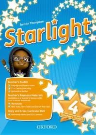 Starlight 4: Teacher`s Tool Kit (TG)