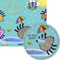 Itsy Bitsy Spider [With CD (Audio)]
