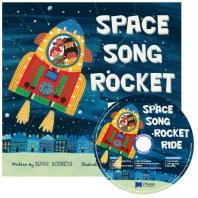 노부영 송 애니메이션 Space Song Rocket Ride (원서 & CD)