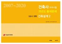 건축사자격시험 과년도 출제문제 3교시 건축설계. 2(2021)