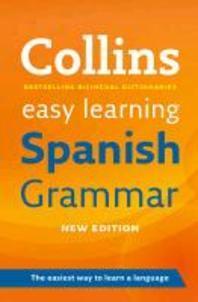 Easy Learning Spanish Grammar