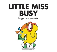 Little Miss Busy (Little Miss Classic Library)