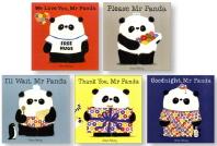 Mr. Panda 5-book Shrink-wrapped set