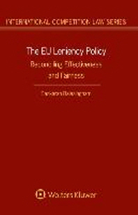 The Eu Leniency Policy