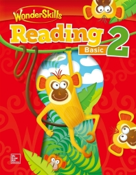WonderSkills Reading Basic. 2 (Book(+Workbook) + Audio CD)