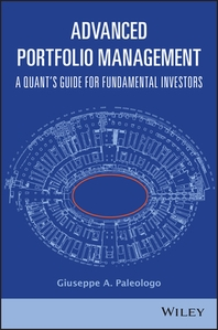 Advanced Portfolio Management