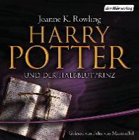 Harry Potter 6 und der Halbblutprinz. Ausgabe fuer Erwachsene