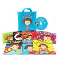 Daisy Picture Books (Book&CD) 8종 세트 + 에코백