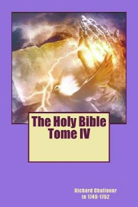 The Holy Bible Tome IV