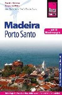 Reise Know-How Reisefuehrer Madeira und Porto Santo Mit 18 Wanderungen