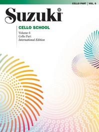 Suzuki Cello School, Vol 6