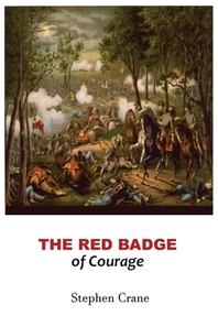The Red Badge of Courage by Stephen Crane Paperback