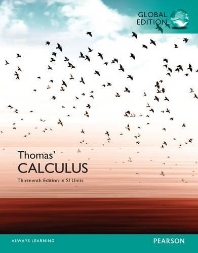 Thomas' Calculus in Si Units