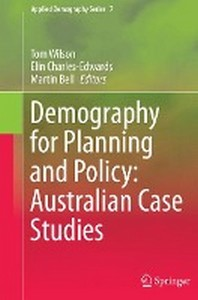 Demography for Planning and Policy