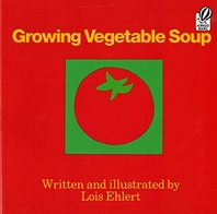 GROWING VEGETABLE SOUP (VOYAGER/HBJ BOOK)