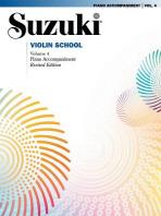 Suzuki Violin School, Vol 4