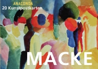[아트엽서] August Macke